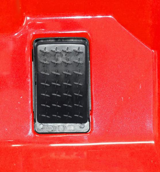 Masinuta electrica Premier Audi R8 Spyder, 12V, roti cauciuc EVA, scaun piele ecologica, rosie 9