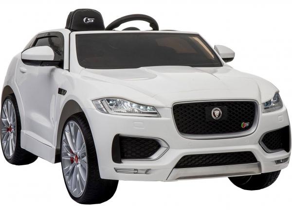 Masinuta electrica Premier Jaguar F-Pace, 12V, roti cauciuc EVA, scaun piele ecologica [4]