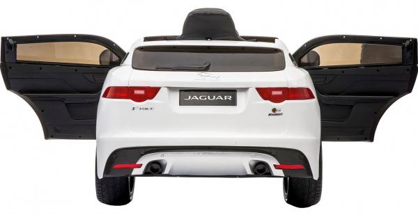 Masinuta electrica Premier Jaguar F-Pace, 12V, roti cauciuc EVA, scaun piele ecologica [3]