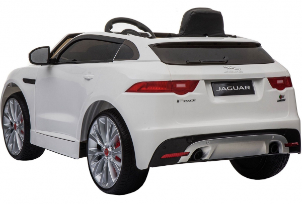 Masinuta electrica Premier Jaguar F-Pace, 12V, roti cauciuc EVA, scaun piele ecologica [8]