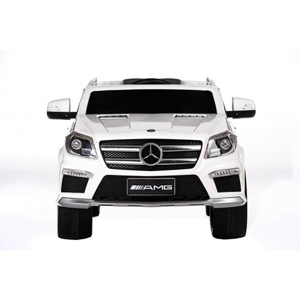 Masinuta electrica Premier Mercedes GL63, 12V, roti cauciuc EVA, scaun piele ecologica 1