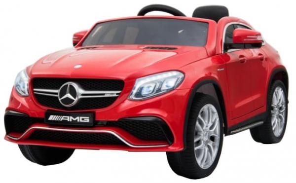 Masinuta electrica Premier Mercedes GLE 63 Coupe, 12V, roti cauciuc EVA, scaun piele ecologica 2
