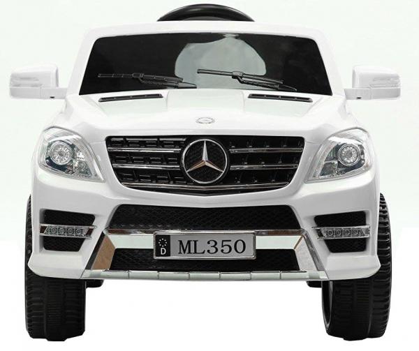 Masinuta electrica Premier Mercedes ML-350 4MATIC, 12V, roti cauciuc EVA, Bluetooth 1