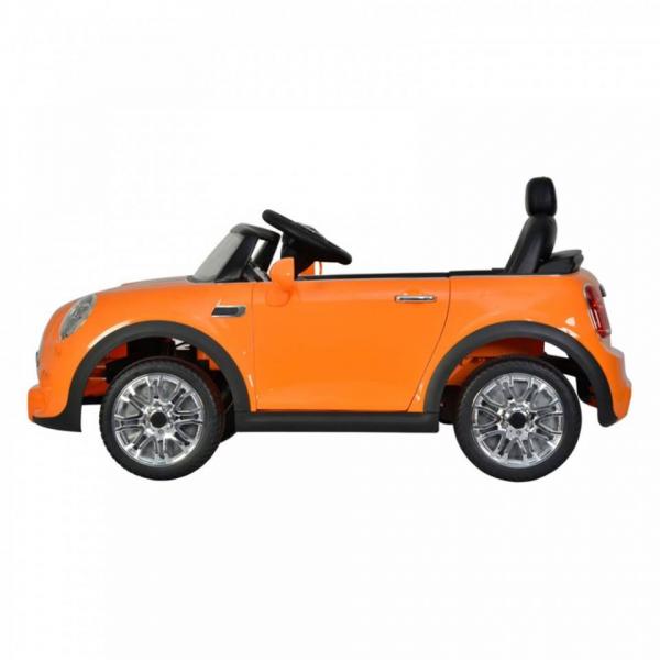Masinuta electrica Mini Cooper Cabrio cu portiere care se deschid si slow start 3