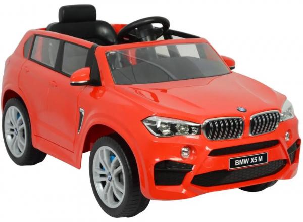 Masinuta electrica Premier BMW X5M, 12V, roti cauciuc EVA, scaun piele ecologica 1