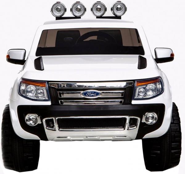 Masinuta electrica Premier Ford Ranger, 12V, roti cauciuc EVA, scaun piele ecologica 3