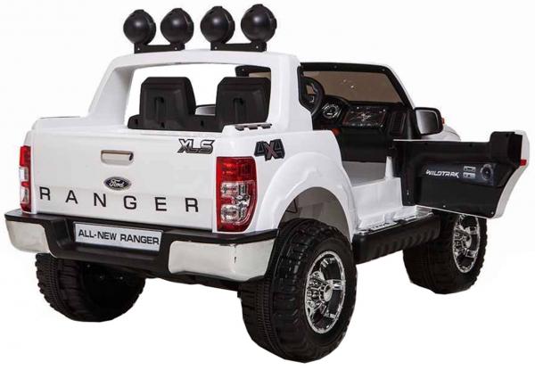 Masinuta electrica Premier Ford Ranger, 12V, roti cauciuc EVA, scaun piele ecologica 5