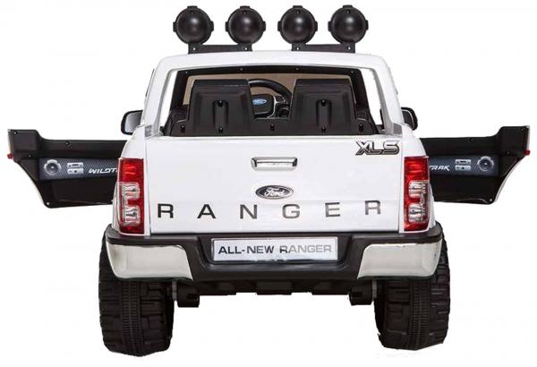 Masinuta electrica Premier Ford Ranger, 12V, roti cauciuc EVA, scaun piele ecologica 1