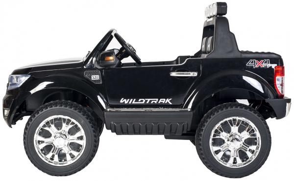 Masinuta electrica Premier Ford Ranger 4x4, 12V, roti cauciuc EVA, scaun piele ecologica, negru [3]