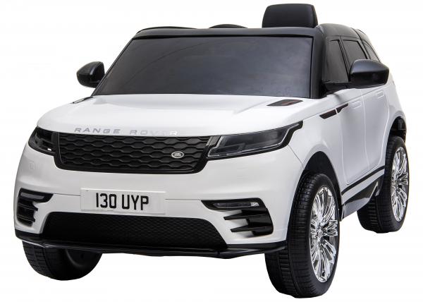 Masinuta electrica Premier Range Rover Velar, 12V, roti cauciuc EVA, scaun piele ecologica 0