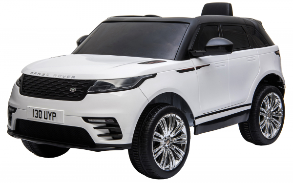Masinuta electrica Premier Range Rover Velar, 12V, roti cauciuc EVA, scaun piele ecologica 3