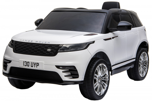 Masinuta electrica Premier Range Rover Velar, 12V, roti cauciuc EVA, scaun piele ecologica 2