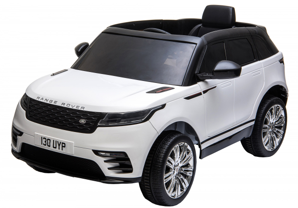 Masinuta electrica Premier Range Rover Velar, 12V, roti cauciuc EVA, scaun piele ecologica 10