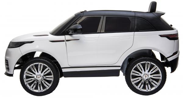 Masinuta electrica Premier Range Rover Velar, 12V, roti cauciuc EVA, scaun piele ecologica 4
