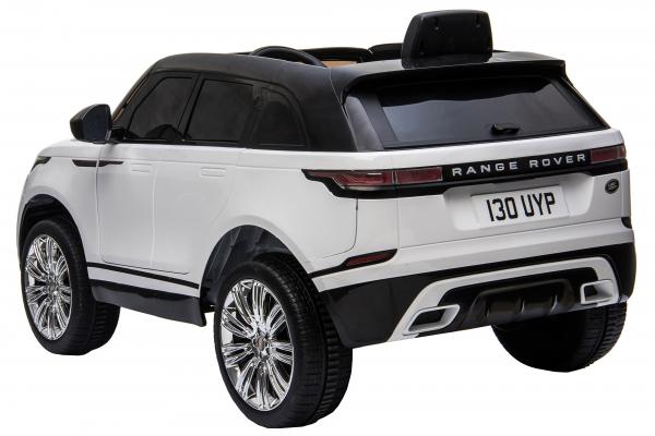 Masinuta electrica Premier Range Rover Velar, 12V, roti cauciuc EVA, scaun piele ecologica 5