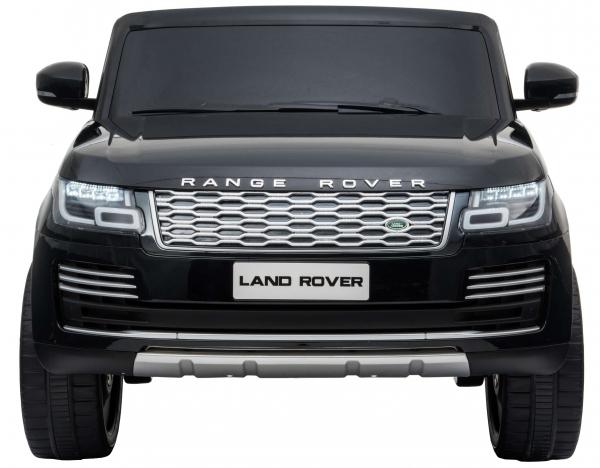 Masinuta electrica Premier Range Rover Vogue HSE, 12V, 2 locuri, roti cauciuc EVA, scaun piele ecologica, negru [1]