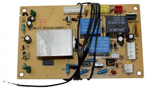 Modul telecomanda 27MHz, 12V, Rastar Bentley, Land Rover Evoque, 06.01.000002.008611 [0]