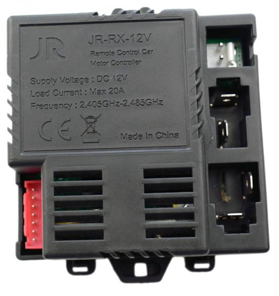 Modul telecomanda 2.4GHz, 12V, Mercedes GL63, JR-RX-12 0