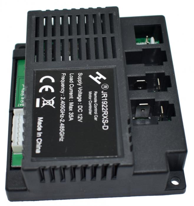 Modul telecomanda 2.4GHz, 12V, Mercedes GLC63S Maxi, JR1922RXS-D [3]