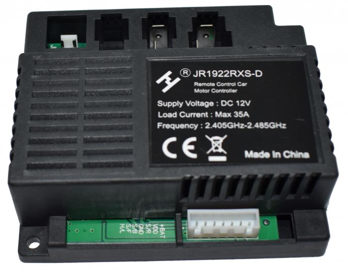 Modul telecomanda 2.4GHz, 12V, Mercedes GLC63S Maxi, JR1922RXS-D [2]