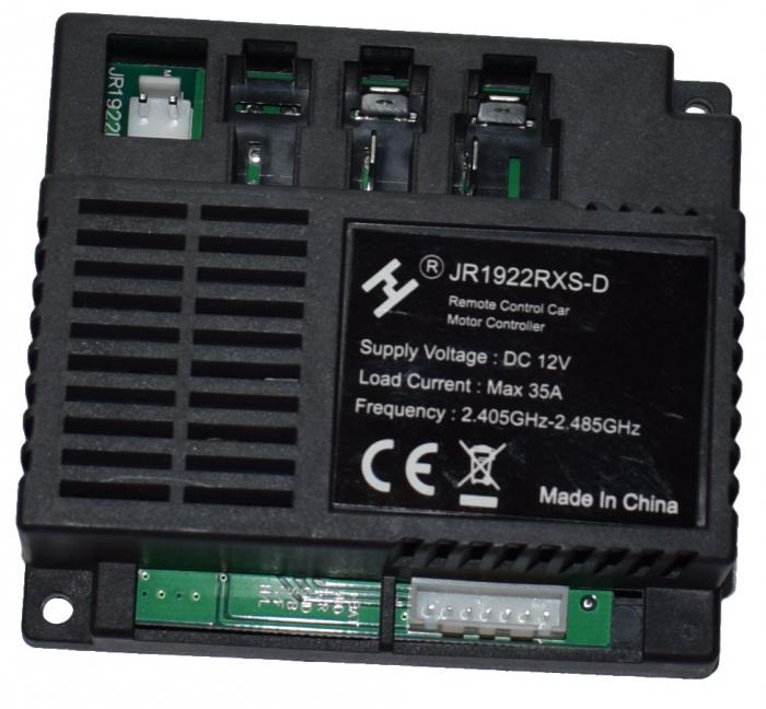 Modul telecomanda 2.4GHz, 12V, Mercedes GLC63S Maxi, JR1922RXS-D [6]