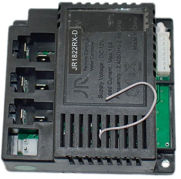 Modul telecomanda 2.4GHz, 12V, Mercedes X-Class, JR1822RX-D 1