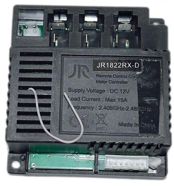 Modul telecomanda 2.4GHz, 12V, Mercedes X-Class, JR1822RX-D 0