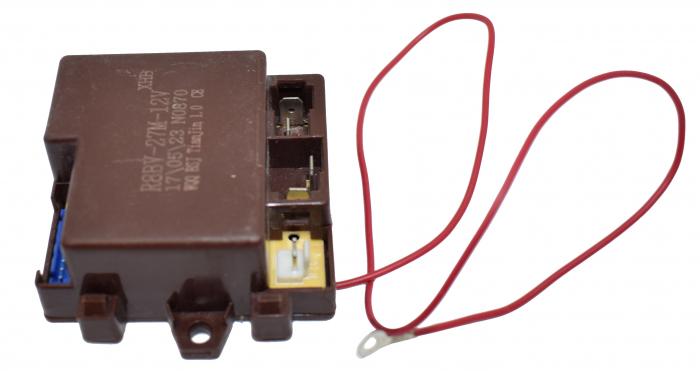 Modul telecomanda 27MHz, 12V, Audi Q7, R8BV-27M-12V 2