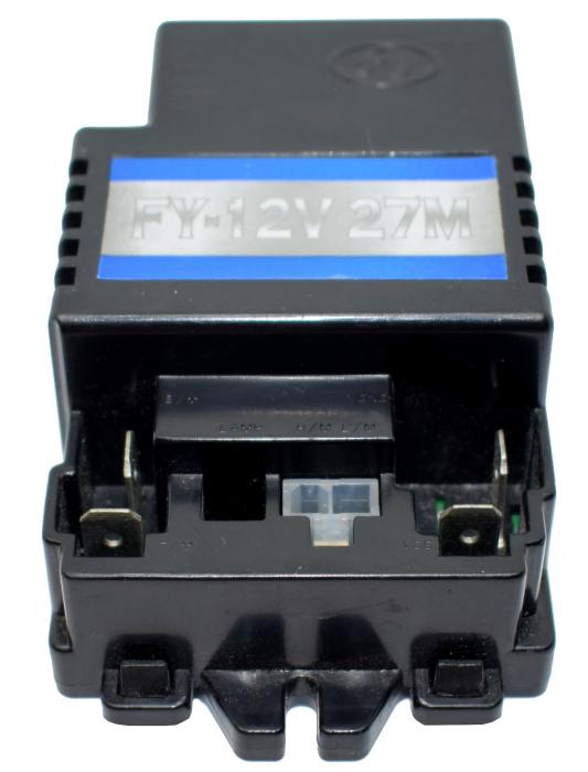 Modul telecomanda 27MHz, 12V, HC-1038, FY-12V [3]