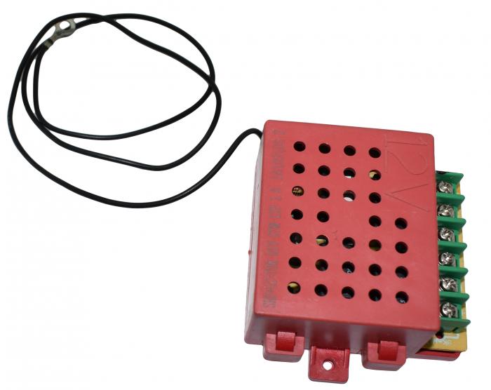 Modul telecomanda 27MHz, 12V, SRD+LC=T9K-R1V-27W-12V [2]