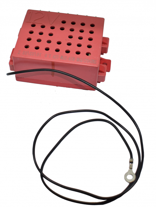 Modul telecomanda 27MHz, 12V, SRD+LC=T9K-R1V-27W-12V [5]