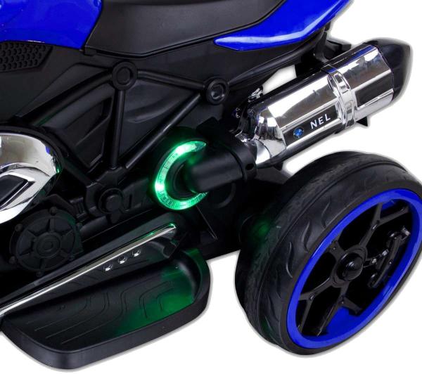 Motocicleta electrica copii cu 3 roti Premier Sport 7