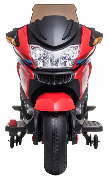 Motocicleta electrica cu 2 roti Premier Flash, 12V, roti cauciuc EVA, MP3 1