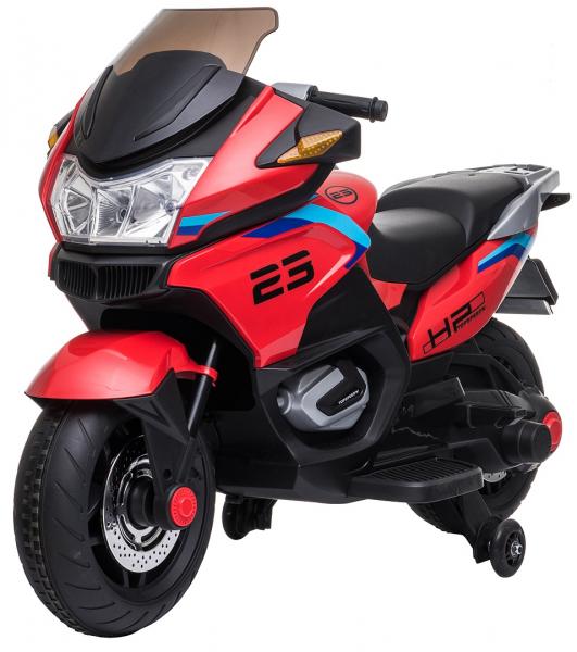 Motocicleta electrica cu 2 roti Premier Flash, 12V, roti cauciuc EVA, MP3 4