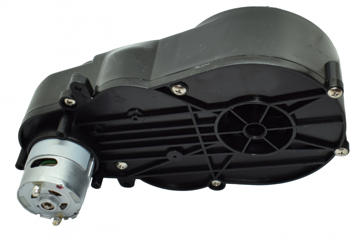 Motor roata cu angrenaj 12V pentru motocicleta BMW, 15000rpm [2]