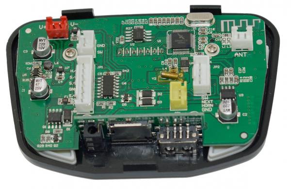 Panou multimedia D-MAX 1