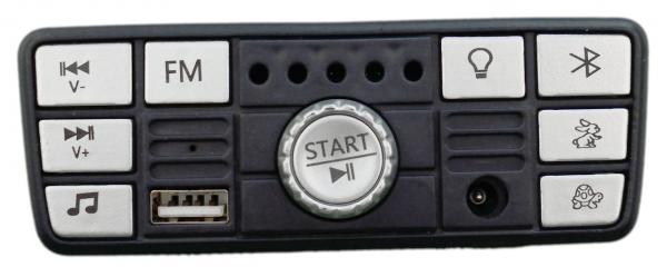 Panou multimedia pentru Maserati Grancabrio 0