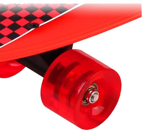 Penny board Ferrari rosu [4]