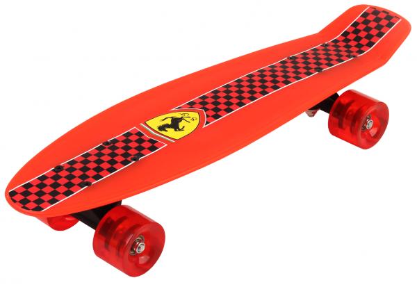 Penny board Ferrari rosu [0]