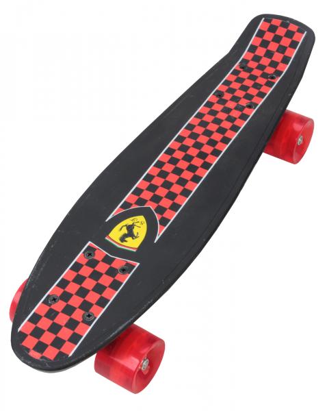 Penny board Ferrari negru [0]