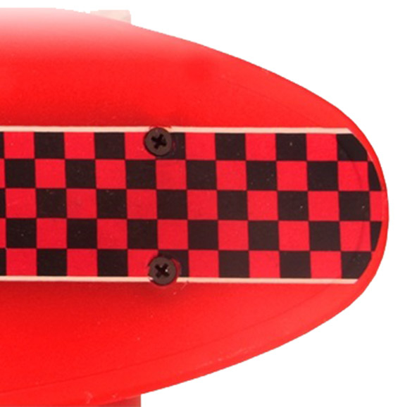 Penny board Ferrari rosu [3]