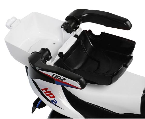 Motocicleta electrica cu 3 roti Premier HP2, 6V, 2 motoare, MP3, negru 4