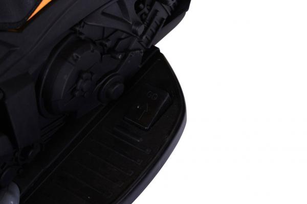 MMotocicleta electrica cu 2 roti Premier Rider, 6V, muzica, roti ajutatoare 7