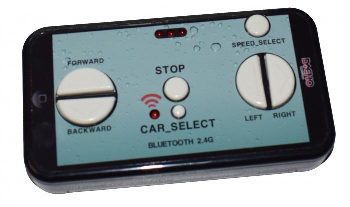 Telecomanda 2,4GHz pentru Mercedes G55 [1]