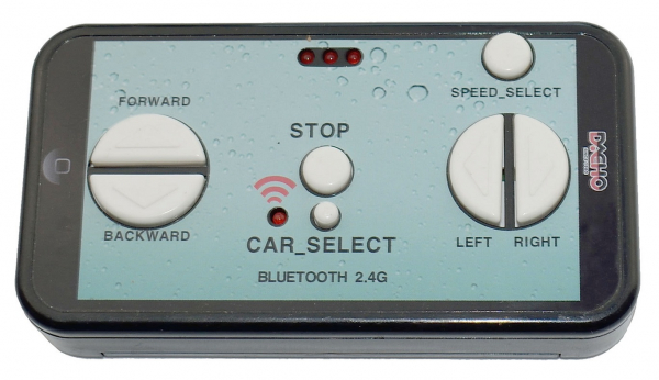 Telecomanda 2,4GHz pentru Mercedes G55 [0]