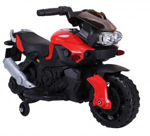 Motocicleta electrica copii Rider Red0
