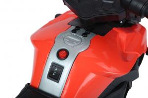 Motocicleta electrica copii Rider Red1