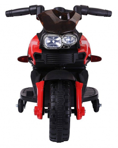 Motocicleta electrica copii Rider Red3