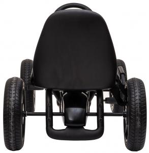 Kart Premier Mercedes cu pedale pentru copii, roti cauciuc Eva6