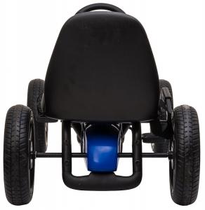 Kart Premier Mercedes cu pedale pentru copii, roti cauciuc Eva5
